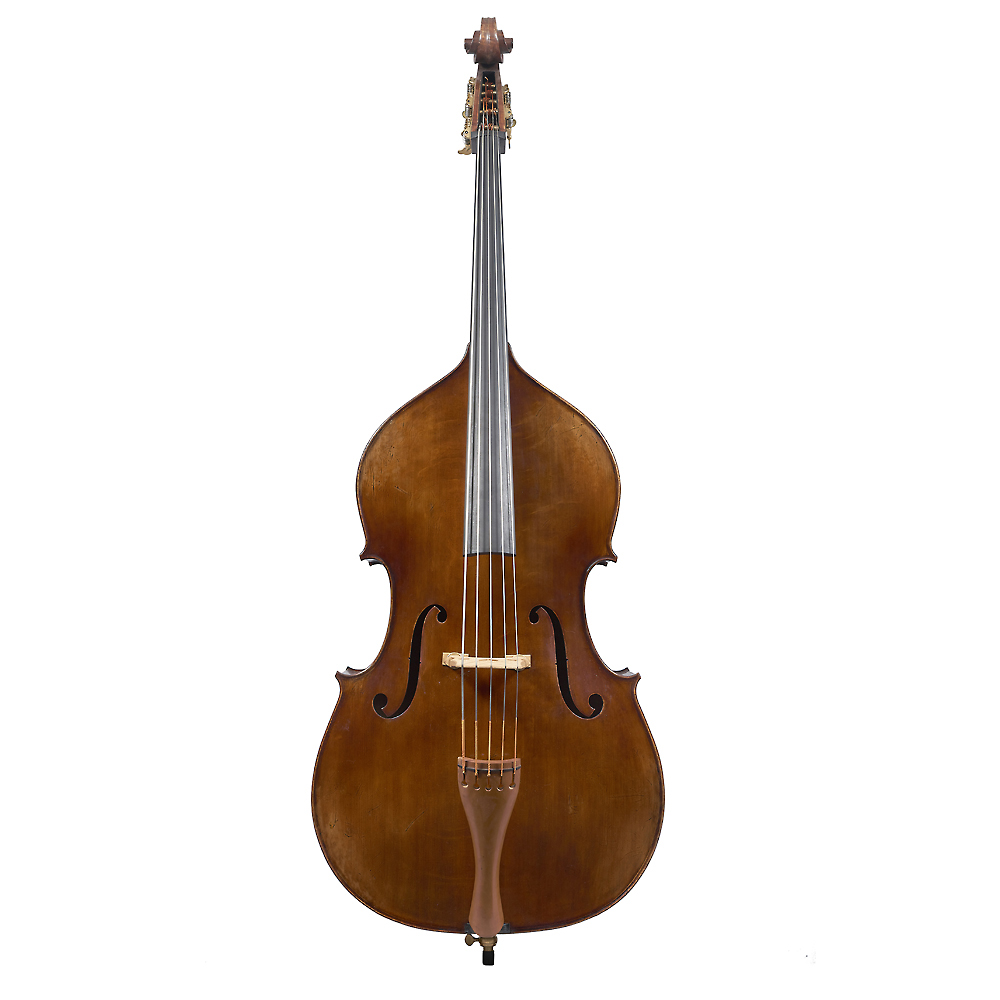 3 4 modern romanian double bass made especially for thwaites 5 string violin outline swell. Black Bedroom Furniture Sets. Home Design Ideas